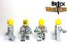 Custom LEGO® Minifigure - Cleric Printing Views
