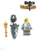 Custom LEGO® Minifigure - Cleric Pack Contents