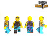 Custom LEGO® Minifigure - Bard Printing Views