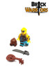 Custom LEGO® Minifigure - Bard Pack Contents