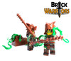 Custom LEGO® Minifigure - Druid