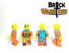 Custom LEGO® Minifigure - Elven Mage Custom Printing Views