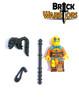 Custom LEGO® Minifigure - Elven Mage Custom Pack Contents