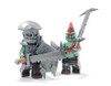 Custom LEGO® Weapon - Orc Greatsword