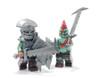 Custom LEGO® Shield - Orc Shield