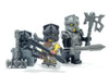 Custom Lego Weapon - Dwarf Axe