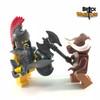 Custom LEGO® Sword - Falcata
