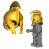 Minifigure Helmet - Elf Helmet