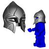 Custom LEGO® Helmet - Paladin Helmet