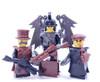 Custom LEGO® Armor - Steampunk Armor