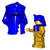 Custom Lego Accessory - Pharaoh Headcloth