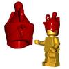 Custom Lego Accessory - Pharaoh Crown