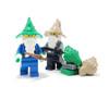 Custom LEGO® Accessory - Wizard Sleeves