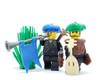 Custom LEGO® Accessory -  Trumpet Flag