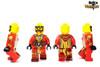 Custom LEGO® Minifigure - Evil Wizard Printing Views