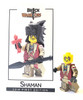 Custom LEGO® Minifigure - Indian Shaman Collector Card