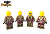Custom LEGO® Minifigure - Indian Shaman Printing Views