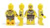 Custom LEGO® Minifigure - Maori Warrior Printing