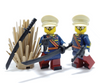 Custom LEGO® Minifigure - Emperor Hirohito