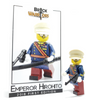 Custom LEGO® Minifigure - Emperor Hirohito Collectors Card