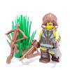 Custom LEGO® Minifigure - Adventurer