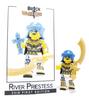 Custom LEGO® Minifigure - River Priestess Collector Card