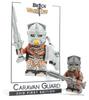 Custom LEGO® Minifigure - Caravan Guard Collectors Card