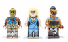 Custom LEGO® Minifigure - Horse King - Skin Toned