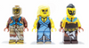 Custom LEGO® Minifigure - Sand Assassin - Traditional Yellow
