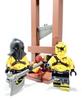 Custom LEGO® Minifigure - Executioner