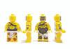Custom LEGO® Minifigure - Poseidon