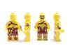 Custom LEGO® Minifigure - Ares