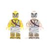 Custom LEGO® Minifigure - Zeus