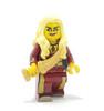 Custom LEGO® Minifigure - Evil Queen