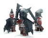 Custom LEGO® Minifigure - Orc Warrior