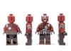 Custom LEGO® Minifigure - Orc WarriorCustom LEGO® Minifigure - Orc Warrior