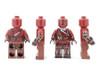 Custom LEGO® Minifigure - Blood Orc Sorceress