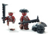Custom LEGO® Minifigure - Blood Orc Sorceress