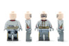 Custom LEGO® Minifigure - Confederate General