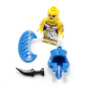 Custom LEGO® Minifigure - Cleopatra