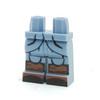 Custom Printed Minifigure Legs - Blue French WWI Legs