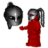 Minifigure Helmet - Assassin Mask