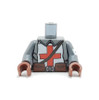 Custom Printed Minifigure Torso - German Medic Torso