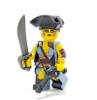 Custom LEGO® Minifigure - Pirate Wench
