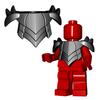 Minifigure Armor - Horned Plate Armor