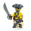 Custom LEGO® Minifigure - Pirate Fatty