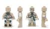 Custom LEGO® Minifigure - Mummy Warrior