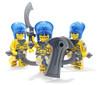 Custom LEGO® Minifigure - Rameses II