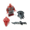 Custom LEGO® Minifigure - Red Dragonman