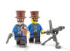 Custom LEGO® Gun - Six Shooter
